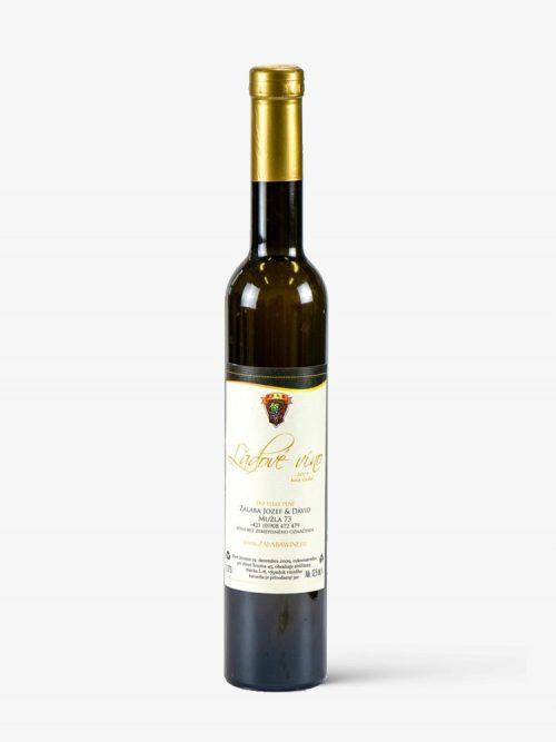 ľadové víno- premium biele víno -