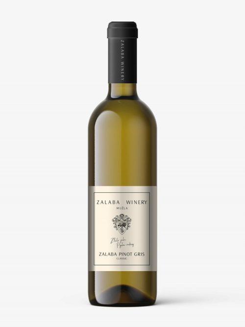 Zalaba Pinot Gris biele víno