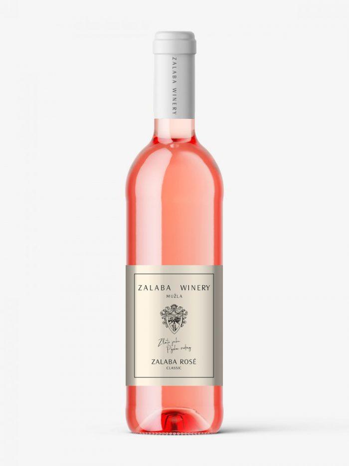 Zalaba Rosé - ružové víno